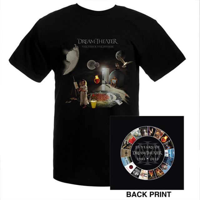 Dream Theater 25th Anniversary Tee