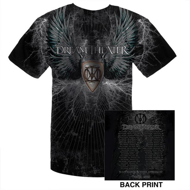 Dream Theater Tour Tee