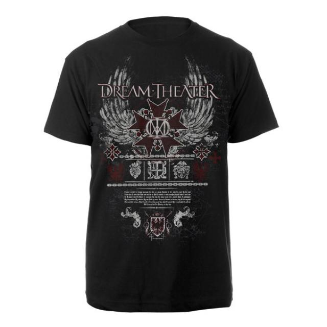 Dream Theater Winged Majesty Icon Tee