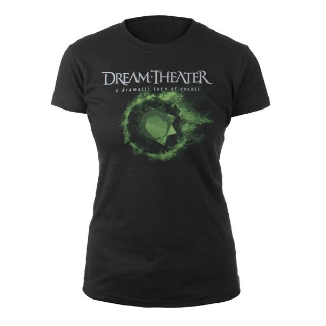 Dream Theater Dramatic Turn Of Events Women's Tee