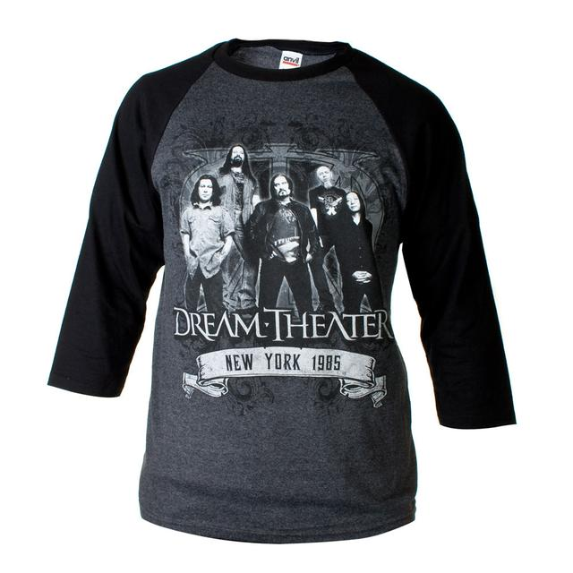Dream Theater Band Photo Raglan