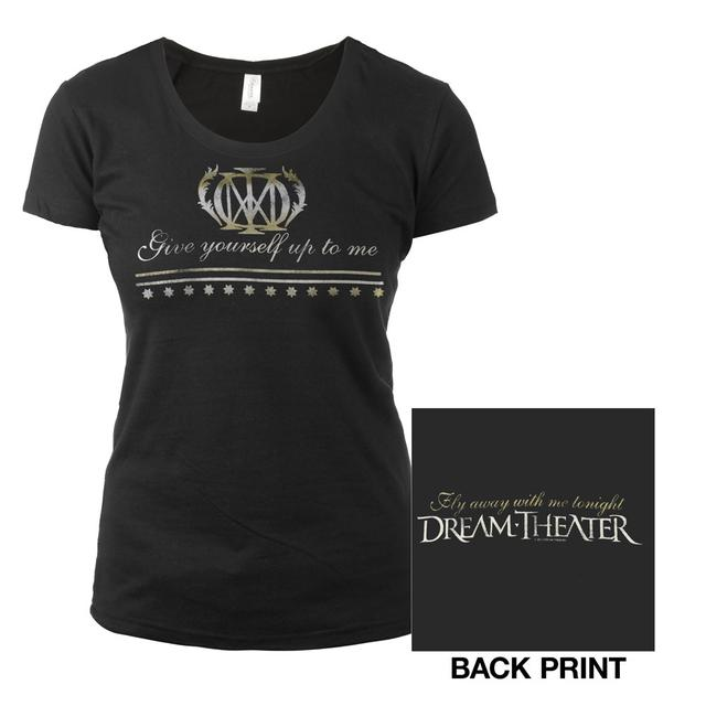 Dream Theater Women's Forsaken Lyric Tee