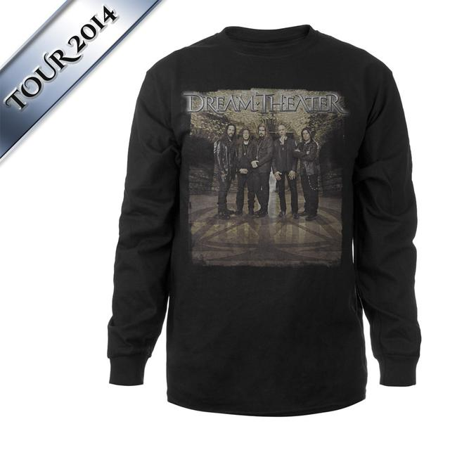 Dream Theater Photo Long Sleeve Tee