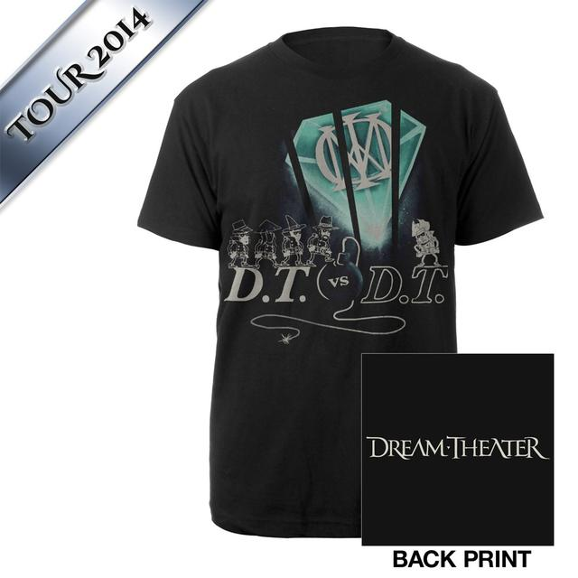 Dream Theater Animation Cell Tee