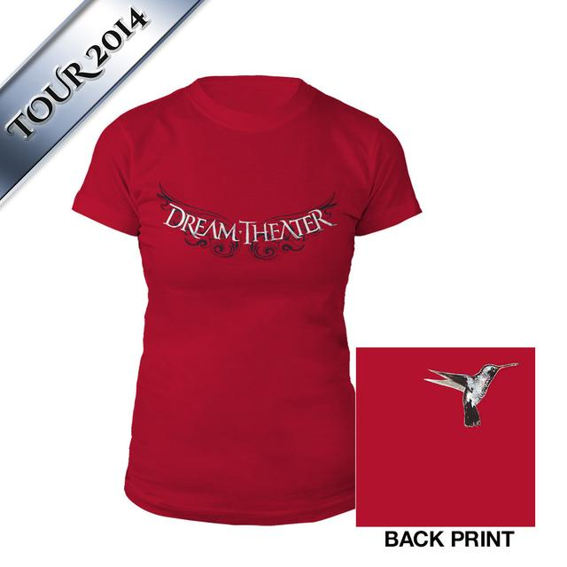 Dream Theater Women's Hummingbird Tee