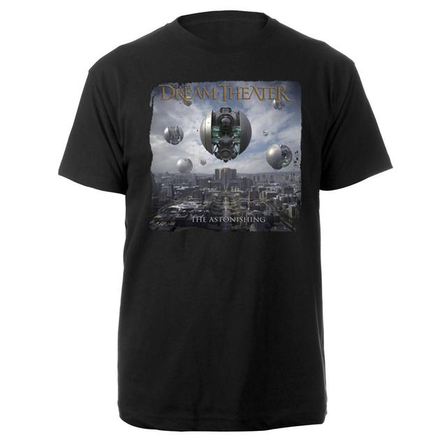 Dream Theater The Astonishing Album Cover Tee