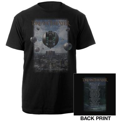 Dream Theater The Astonishing Album Cover 2016 US Tour Tee