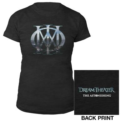 Dream Theater Women's Majesty Burnout Tee