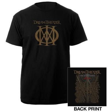 Dream Theater Playing Card 2016 US Fall Tour Tee
