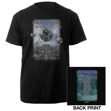 Dream Theater The Astonishing Album Cover 2016 US Fall Tour Tee