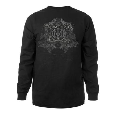 Dream Theater XXV Anniversary Vintage Artwork Long Sleeve Tee