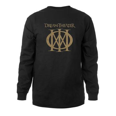 Dream Theater Bronze Majesty Symbol Long Sleeve Tee