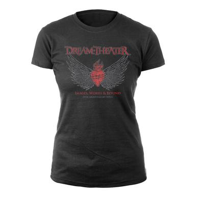 Dream Theater Tattoo Heart Women's Tee