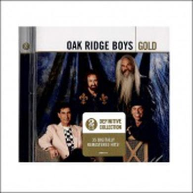 Oak Ridge Boys CD- Gold
