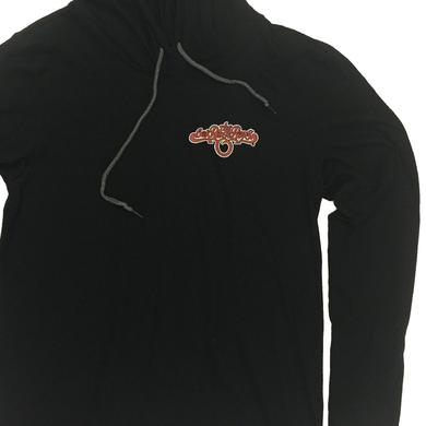 Oak Ridge Boys Long Sleeve Hooded Black Tee