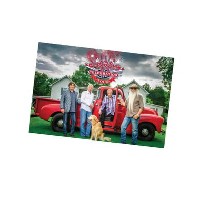 Oak Ridge Boys Celebration Magnet