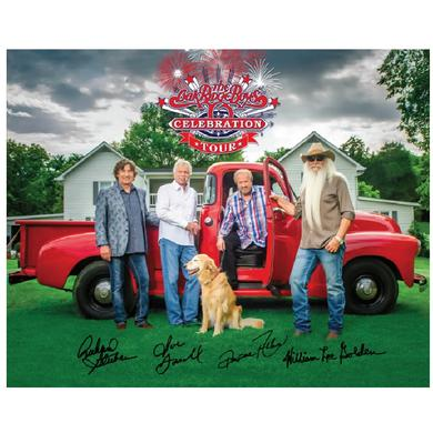 Oak Ridge Boys Celebration 8x10