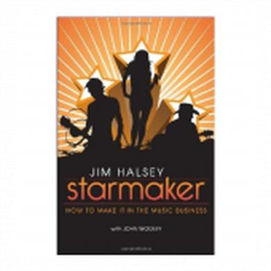 Oak Ridge Boys Starmaker Book by Oak's Manager Jim Halsey