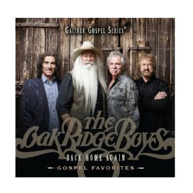 Oak Ridge Boys CD- Back Home Again