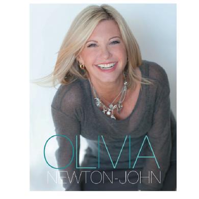 Olivia Newton John Olivia Newton-John Tour Book