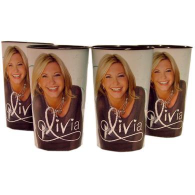 Olivia Newton John Olivia Newton-John Stadium Cup Set