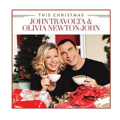 Olivia Newton John Olivia Newton-John CD- This Christmas (with John Travolta)