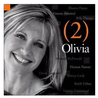 Olivia Newton John Olivia Newton-John 2 CD