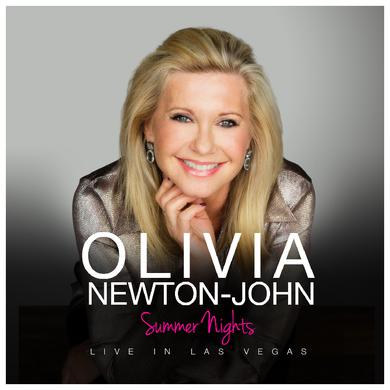 Olivia Newton-John CD- Live in Vegas