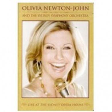 Olivia Newton-John DVD-Sydney Symphoney Orchestra