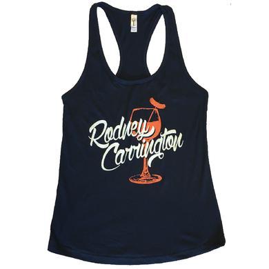 Rodney Carrington Midnight Navy Racerback Tank