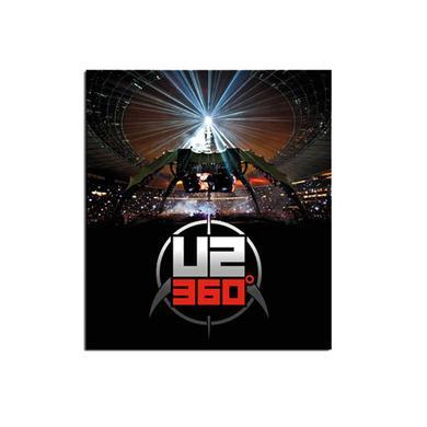U2 360 World Tour Program