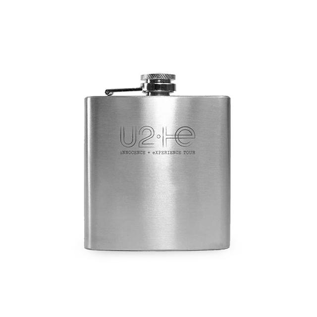 U2ie Tour Flask*