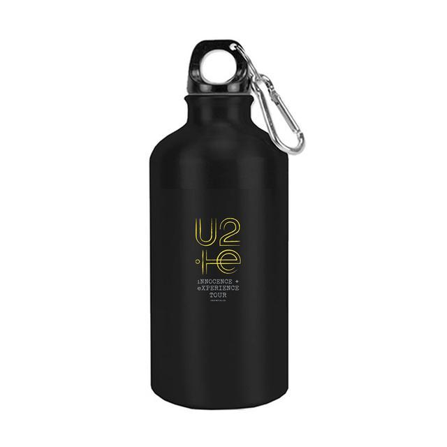 U2 Innocence + Experience Tour Water Bottle