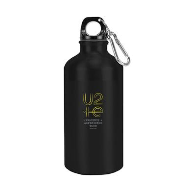 U2 Innocence + Experience Tour Water Bottle