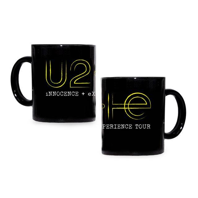 U2ie Tour iNNOCENCE + eXPERIENCE Mug