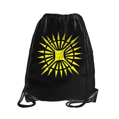 U2 Innocence + Experience Tour Logo Drawstring Tote Bag