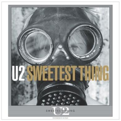 "U2 The Single Collection """"SWEETEST THING"""" Lithograph"