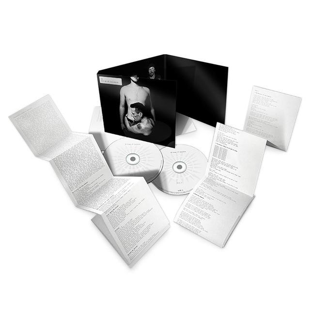 U2 'Songs Of Innocence' 2 CD Deluxe Edition