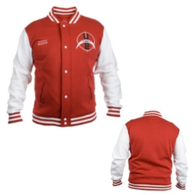 U2 Limited Edition Norman Event Fleece Jacket