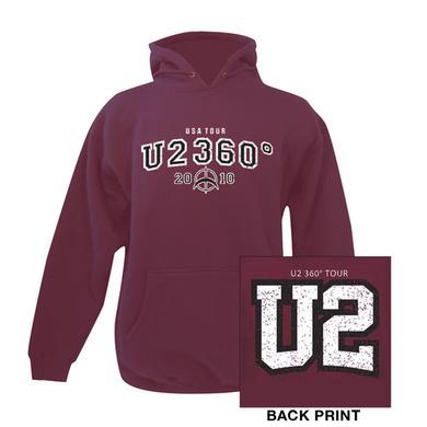 U2 360 Tour Hoody