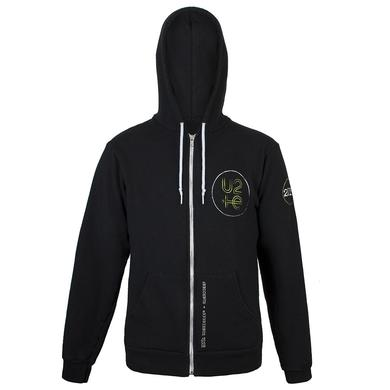 U2ie Tour Unisex Full Zip Hooded Sweatshirt*