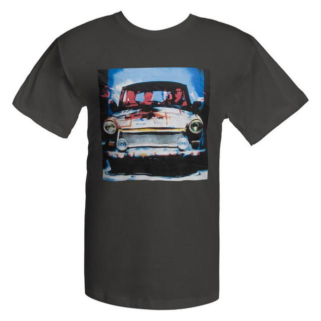 U2 Achtung Baby Car Photo T-Shirt