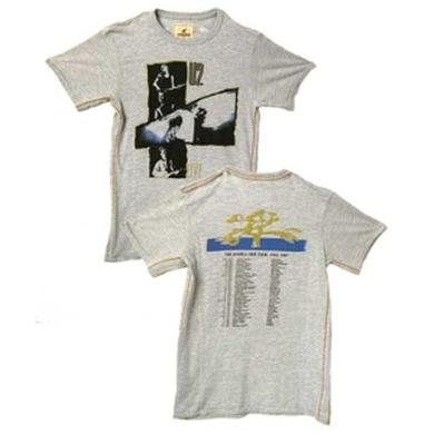 U2 Youth Grey Vintage Joshua Tree Shirt