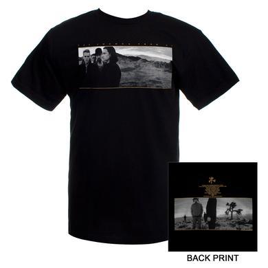U2 The Joshua Tree Album Cover T-Shirt