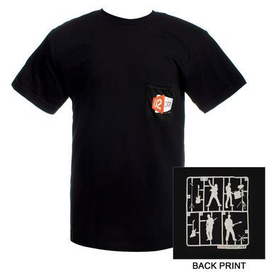 U2com 'U23D' T-Shirt