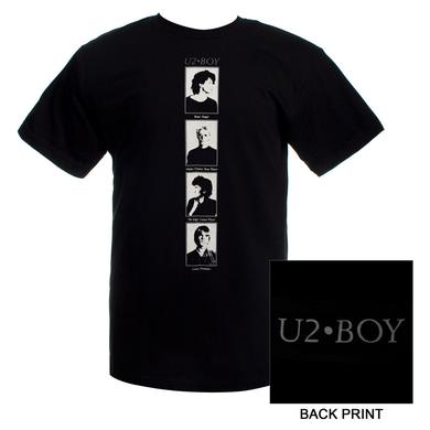 U2 Boy Album Tee Shirt