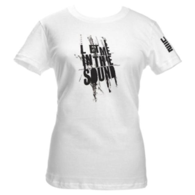 U2 'Let Me In The Sound' Women's T-Shirt