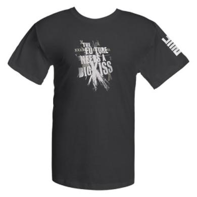 U2 'The Future Needs A Big Kiss' T-Shirt