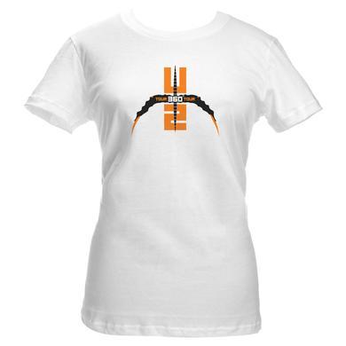 U2 360 Logo Babydoll Shirt