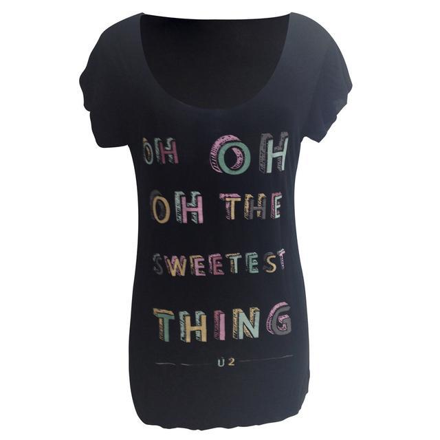 U2 'The Sweetest Thing' T-shirt